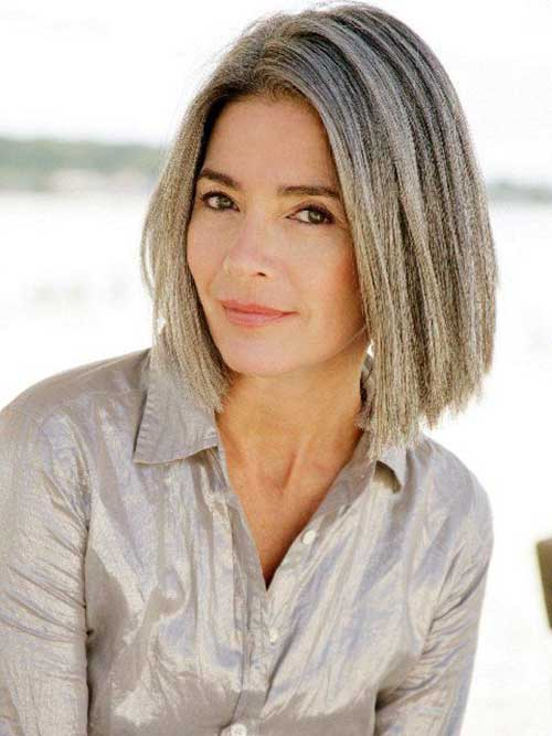 Chic Bobs For Women Over 50 Bob Hairstyles 2018 Short