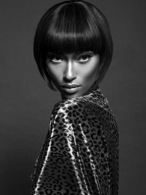 Black Girl Bob Haircuts-8