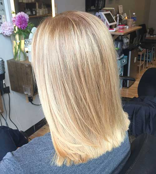 Ladies Beloved Medium Length Bob Pictures | Bob Hairstyles