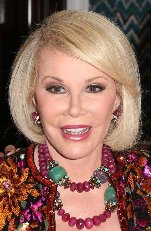 Bob Haircuts for Older Women-12