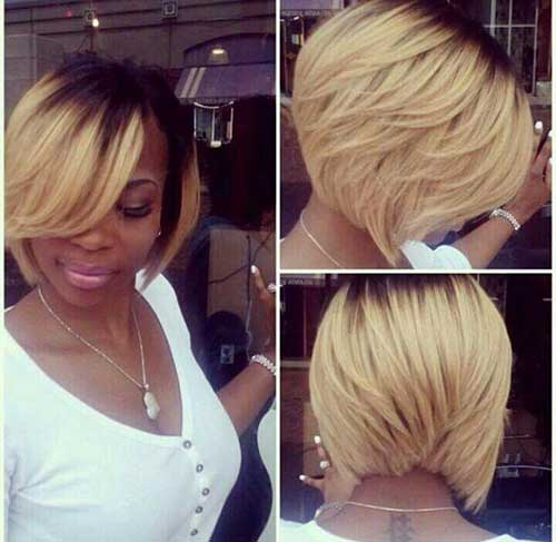 Short Blonde Bob-12