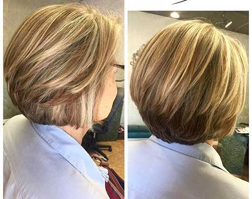 Short Stacked Bob Cuts-13