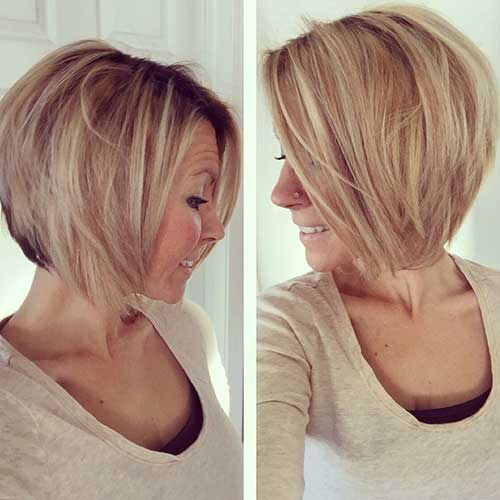 Bob Hairstyles for Girls-19