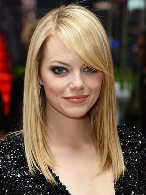 Long Bob for Round Face-8