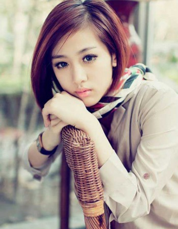 Best Asian Bob Hairstyles 2014