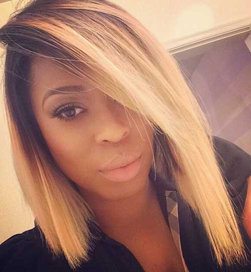 Black Straight Bob Hair for Women
