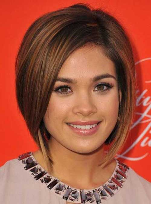 Best Brown Pretty Bob Hairstyles