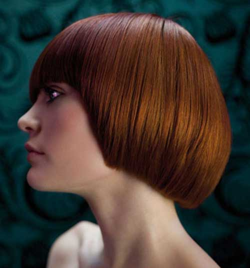 Casual Angular Bob Haircuts