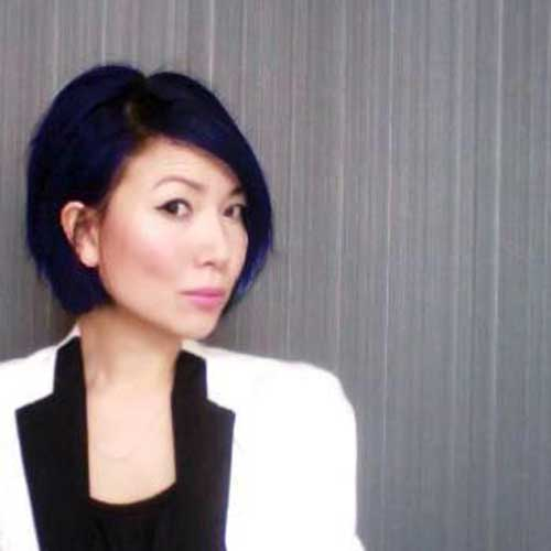 Classy Chinese Bob Hairstyle
