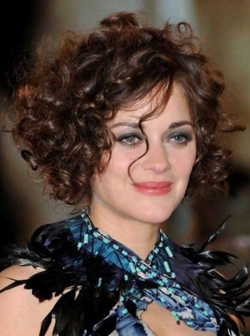 Curly Bob Haircuts for Women