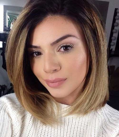 Dark Blonde Bob Hairstyles for Women