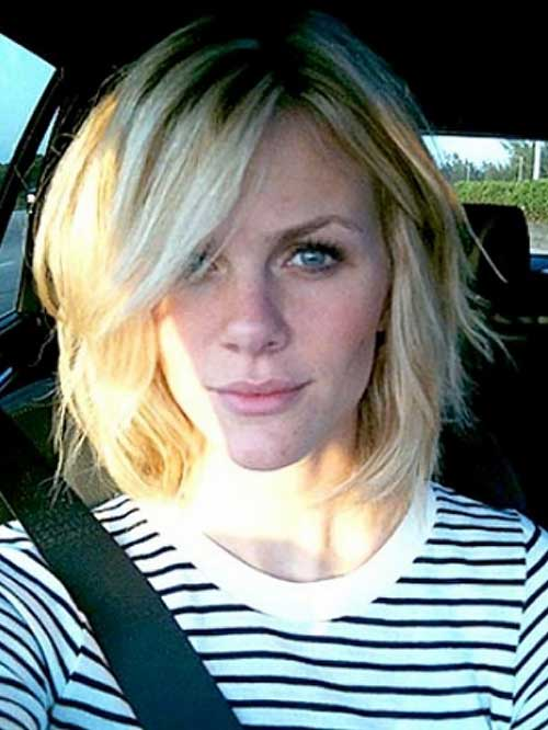 Different Blonde Bob Haircuts