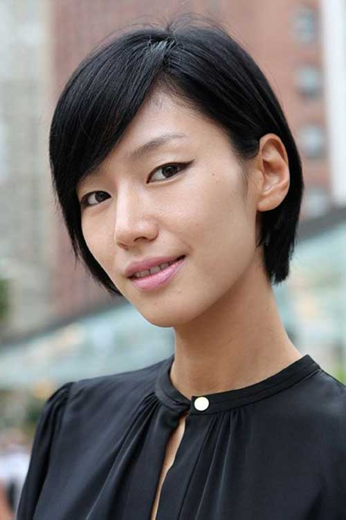 Fine Hair Chinese Bob Styles