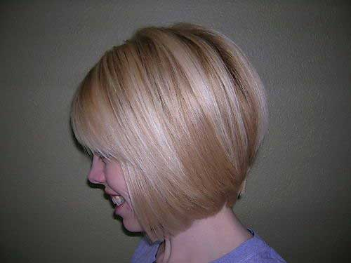 Fine Hair Inverted Bob Styles