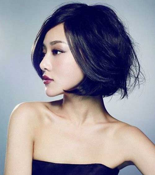Korean Chic Bob Hair