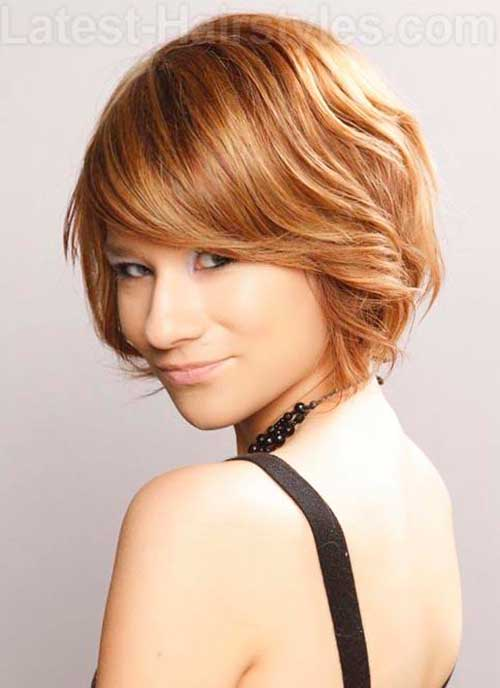 Layered Chic Length Bob Pictures