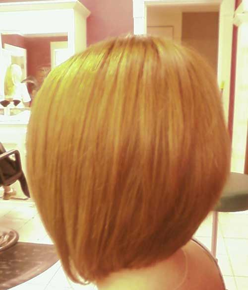 Layered Inverted Bob Pics