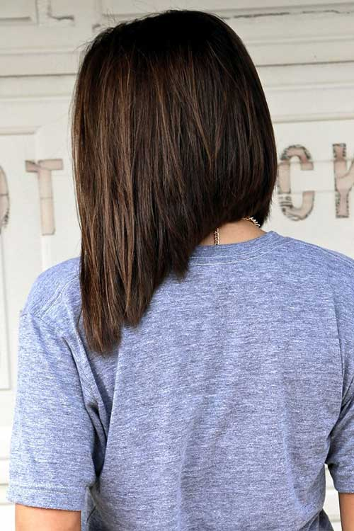 Best Long Inverted Bob Hair Styles