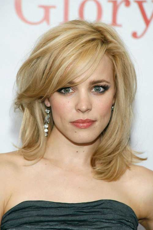 Modern Long Bob Blonde Hairstyles