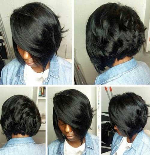 Pleasing 15 Best Short Weave Bob Hairstyles Bob Hairstyles 2015 Short Short Hairstyles For Black Women Fulllsitofus