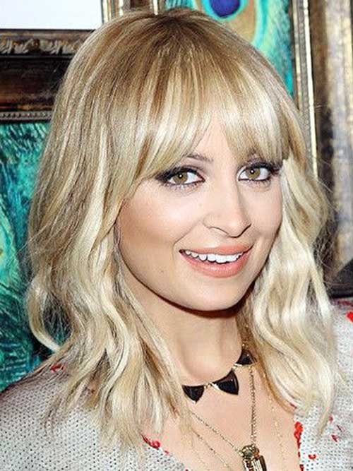 Nicole Richie Short Bob with Bangs - 10 Nicole Richie Bob Haircuts Bob Hairstyles 2017 - Short
