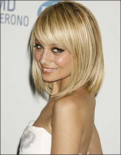Nicole Ritchie Straight Bob Hair