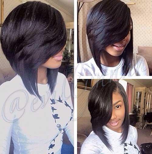 Stupendous 15 Best Short Weave Bob Hairstyles Bob Hairstyles 2015 Short Hairstyles For Women Draintrainus