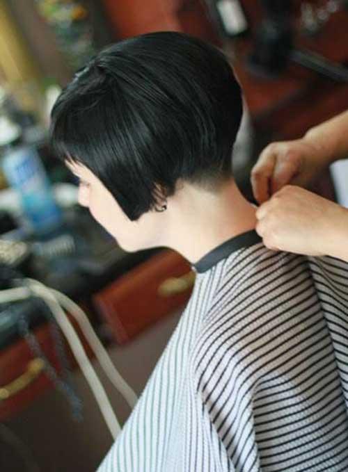 Enjoyable 10 Tapered Bob Hairstyles Bob Hairstyles 2015 Short Hairstyles For Women Draintrainus