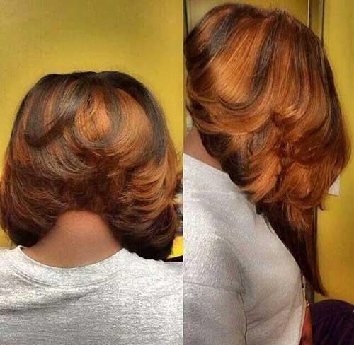 Incredible 15 Best Short Weave Bob Hairstyles Bob Hairstyles 2015 Short Hairstyles For Women Draintrainus