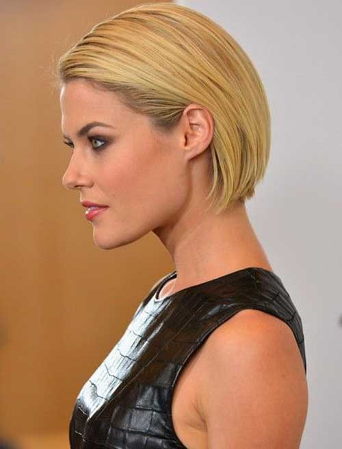 Sleek Short Bob Haircuts
