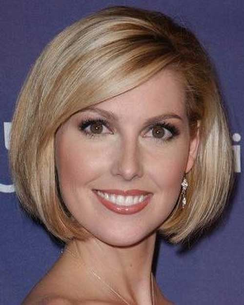 Best Straight Bob Haircuts For Oval Faces