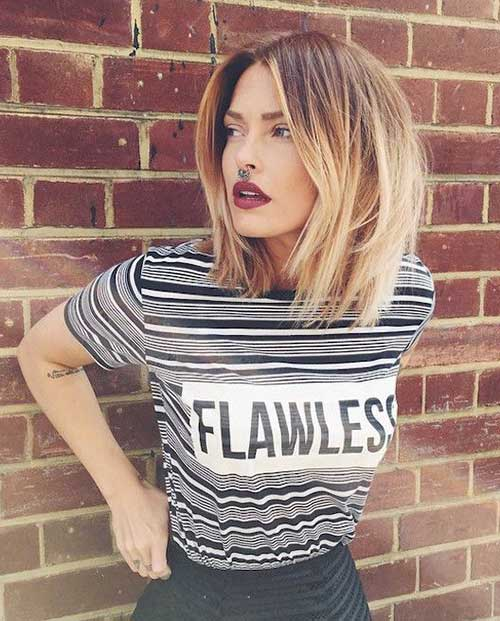 20 best blonde ombre bob bob hairstyles 2018 short hairstyles for women. Black Bedroom Furniture Sets. Home Design Ideas