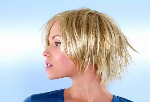 Astonishing 10 Tapered Bob Hairstyles Bob Hairstyles 2015 Short Hairstyles For Women Draintrainus