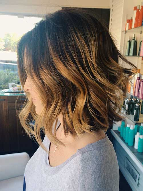 Best Textured Bob Hairstyles