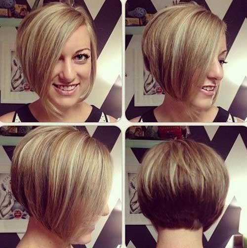 Trendy Line Bob Haircuts