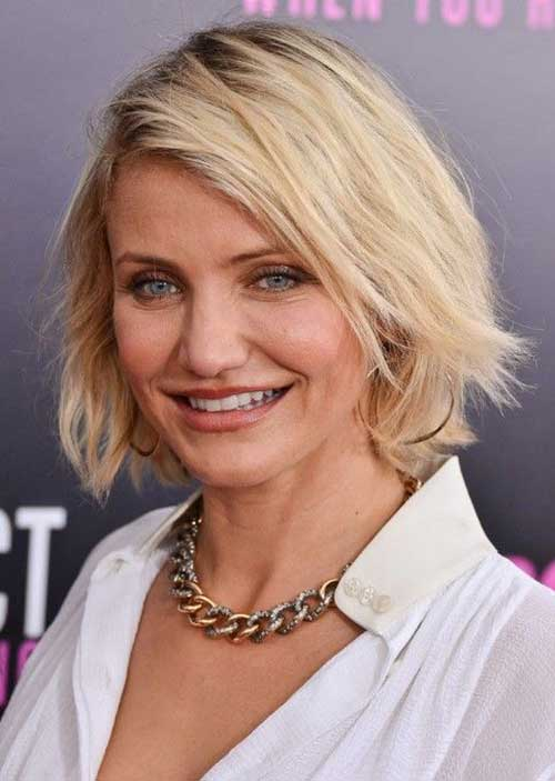 Images Of Trendy Short Bob Cuts