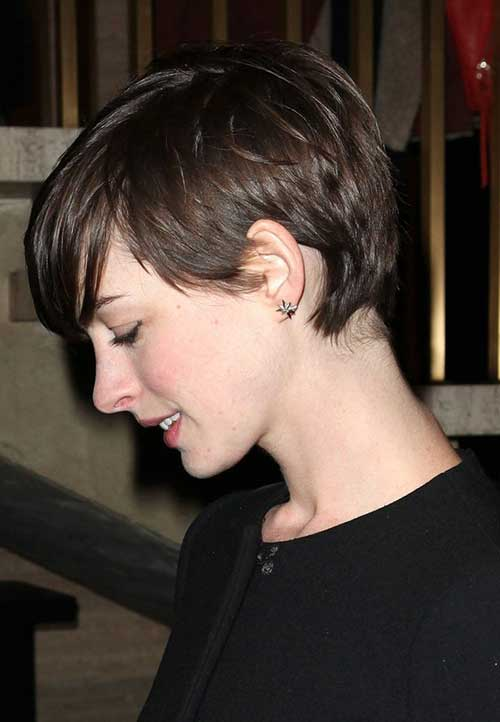 Very Short Pixie Bob Haircuts
