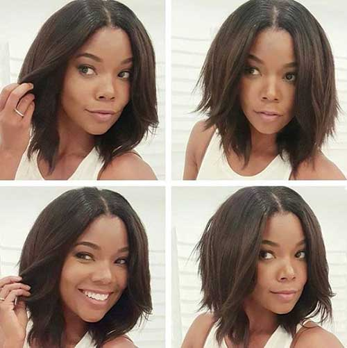 Bob Hairstyles for Black Girls-10