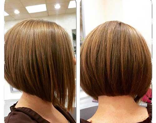 A Line Bob Haircut-11