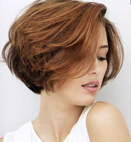 Bob Haircuts for Thick Hair-13