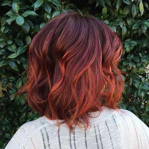 A Line Bob Haircut-13