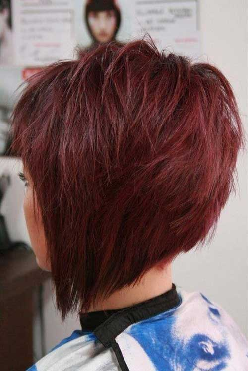 Bob Haircuts for Thick Hair-14