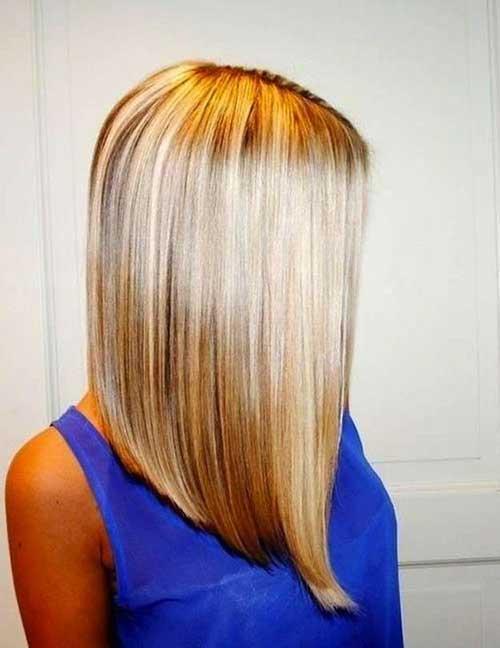 A Line Bob Haircut-14