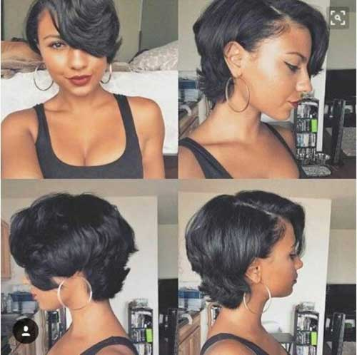 Bob Hairstyles for Black Girls-15