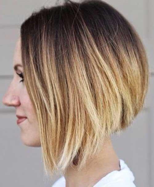 A Line Bob Haircut-17