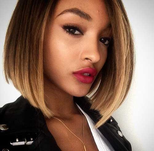 Bob Hairstyles for Black Girls-7