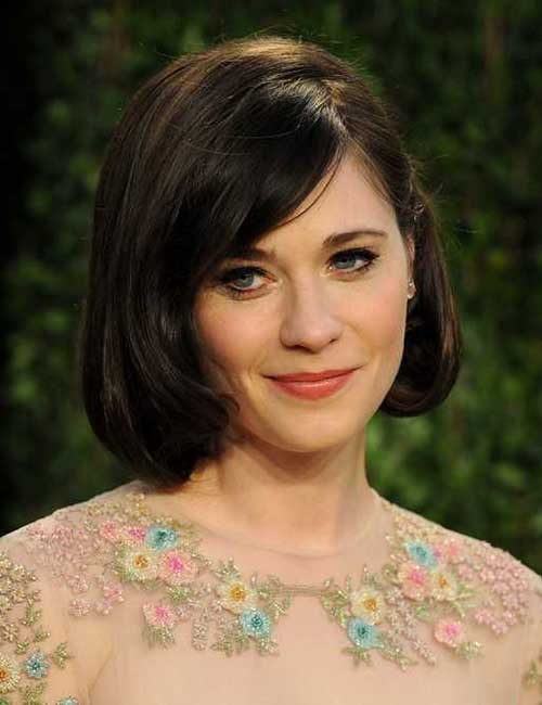 Bob Haircuts for Thick Hair-8