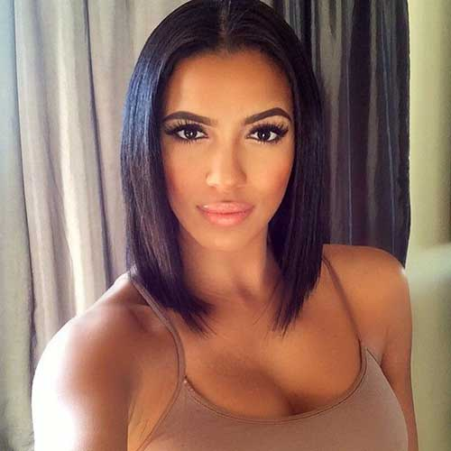 Best Black Girls Straight Hair Bobs