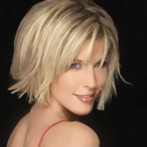 Blonde Bob Haircut 2016