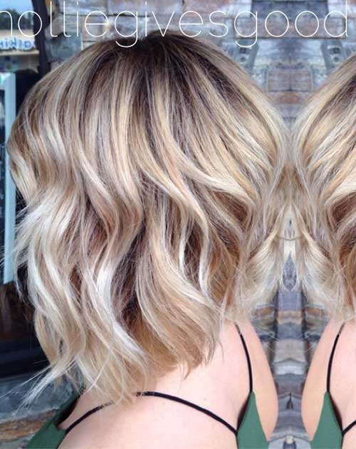 Highlighted Bob Styles For A New Hair Color Bob Hairstyles 2018